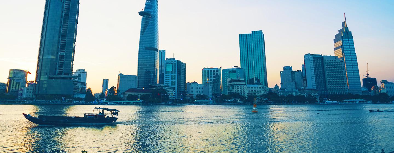 2001年以来、ベトナムでのオフショア開発に取り組む。