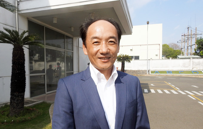 General Director Yoshihiro Kashihara