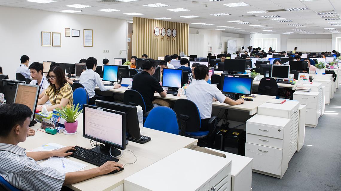 三谷産業の情報システム事業