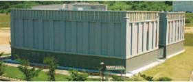 データセンターの工事