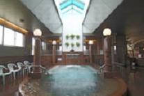 温浴施設の工事