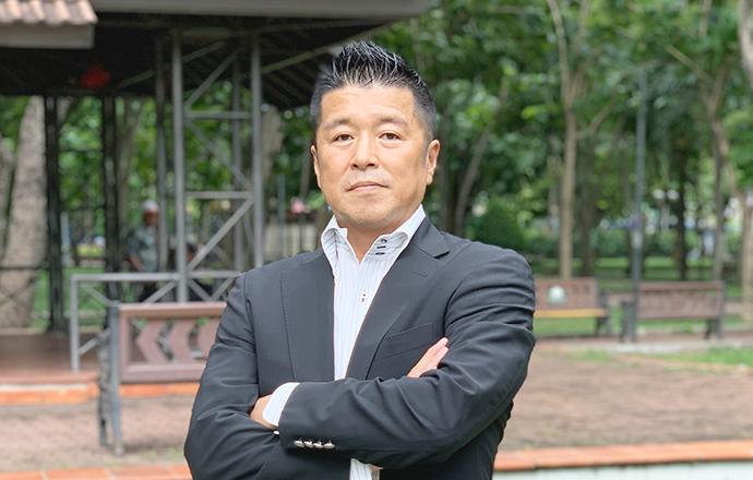 Tổng Giám đốc Jikihara Yukio