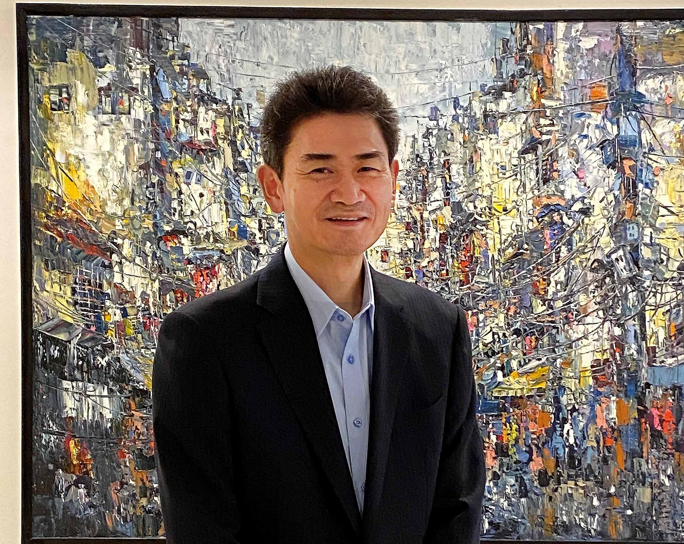Tổng Giám đốc Kashihara Yoshihiro